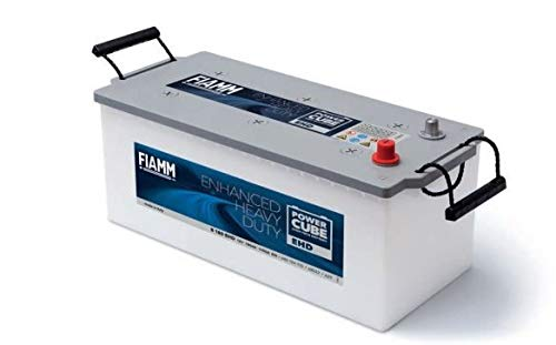 BATTERIA CAMION TRATTORE FIAMM POWER CUBE A 120 EHD 120Ah 850A 513x189x223