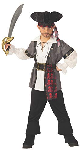 Rubies Costume Grand Heritage Collection Deluxe Caribbean Pirate Costume