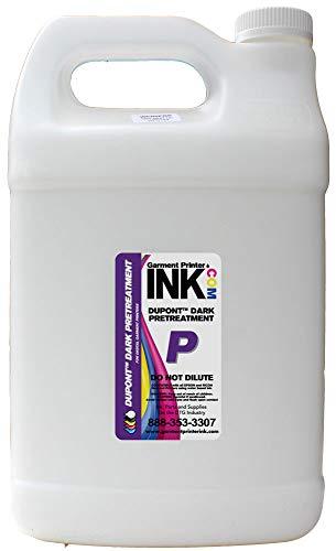 Dupont Dark Shirt Pretreatment Gallon for all Garment Printers