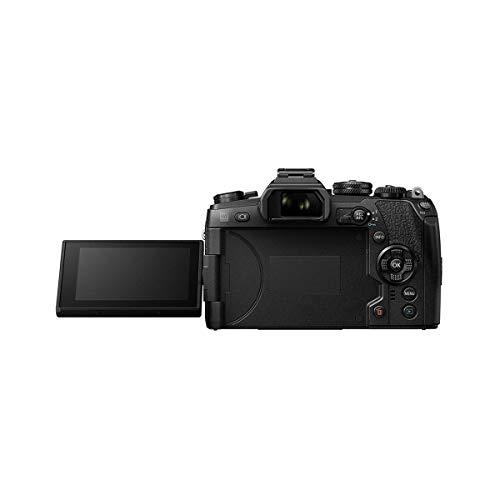 Olympus OM-D E-M1 Mark II Camera Body Only, (Black)