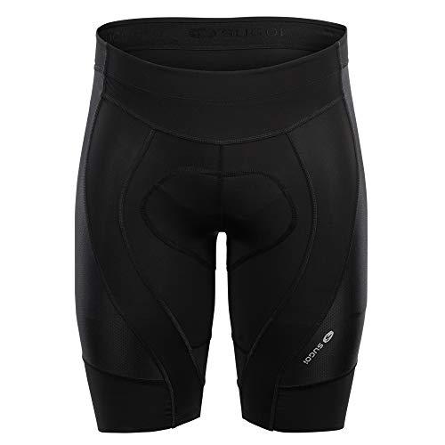 Sugoi RS Pro - Pantaloncini da ciclismo da uomo, Uomo, Cruz V2 Fresh Foam, Small