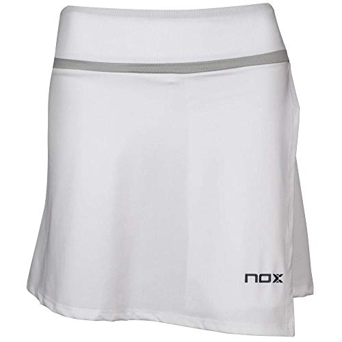 NOX Falda Meta 10TH Blanco