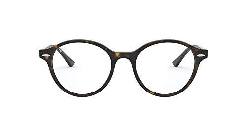 Ray-Ban Unisex-Erwachsene 0rx 7118 2012 50 Brillengestell, Braun (Havana)