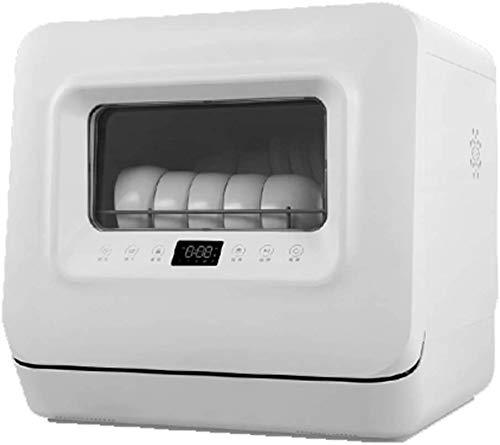Lave-vaisselle domestique automatique petit bureau installation de la machine à laver Smart-bol sont 5 ensembles de séchage de cuisine remplissage automatique de l'eau, le lavage rapide s.