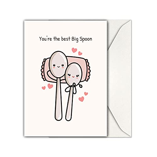 Funny card for Boyfriend, Husband or Lover | Gift for Birthday, Anniversary, Valentine's Day | For him / men | Great for Any Year milestone | 1st 2nd 3rd 4th 5th 6th | 30th 40th 50th 60th
