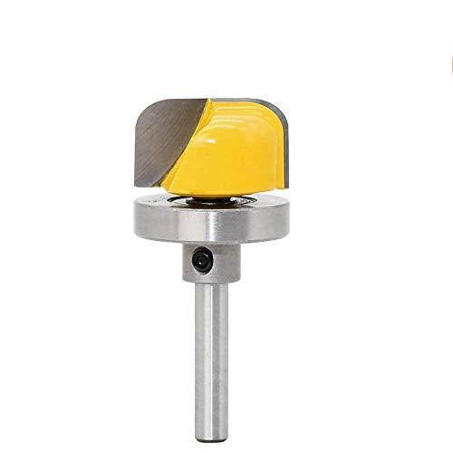 Bohrersets 8 mm Schaft 1-1/8 Durchmesser Schüssel & Tablett Vorlage Fräser Bit Holzschneidewerkzeug