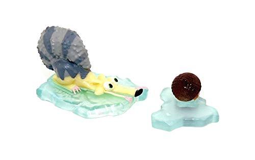Kinder Überraschung Scrat Figur aus der Serie Ice Age 4 ohne Beipackzettel