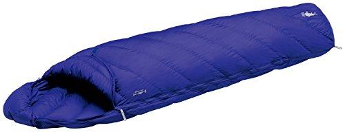 モンベル(mont-bell) 寝袋 アルパイン ダウンハガー800 #5 [最低使用温度5度] ブルーリッジ 1121303-BLRI