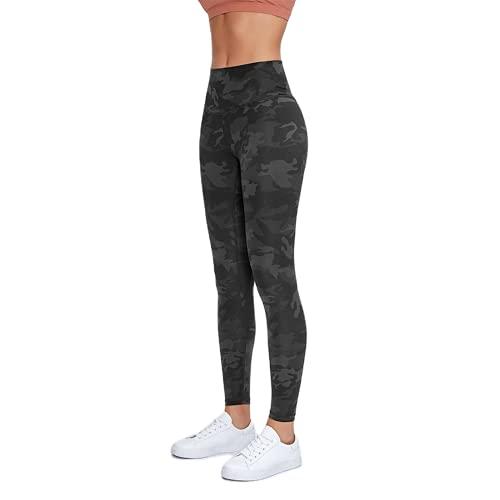 QTJY Pantalones de Yoga Suaves de Cintura Alta, Pantalones de chándal de Gimnasio para Mujeres, Pantalones de Fitness Protectores en Cuclillas, Pantalones de Yoga de Secado rápido elásticos K XL