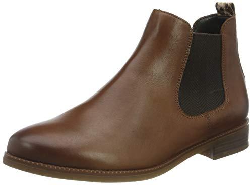 Remonte Damen R6381 Chelsea-Stiefel, Chestnut/Brown / 22, 36 EU