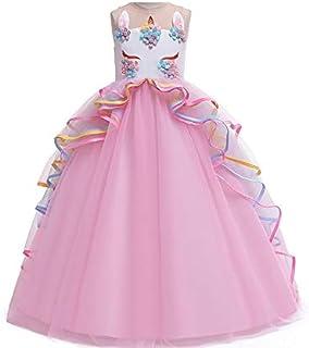 Googo Gaaga Girl's A-Line Maxi Gown