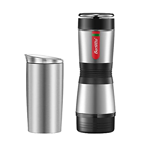 Generic Portable Coffee Maker, Espresso Machine with Insulated Travel...