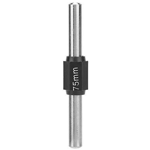 Stainless Steel Outside Micrometer Standard Caliper Calibration Block Rod Bar for Detection Revising(75mm)