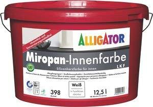 Alligator Miropan Innenfarbe - weiß, 12,5 L