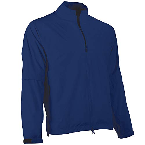 Purchase Zero Restriction Packable Jacket, Navy, Double x Large