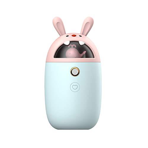 Jkhhi Humidifier,Power Bank Handwärmer Mini Luftbefeuchter Warme Hände Nettes Weihnachtsgeschenk Halloween Weihnachten Neujahr