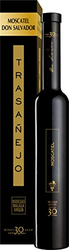 """Moscatel Don Salvador 37,5 cl - Vino de licor dulce trasañejo D.O.""""Málaga"""""""