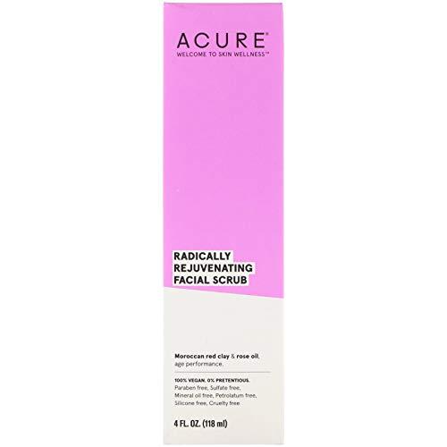Acure Organics Pore Minimizing Facial Scrub 4 oz