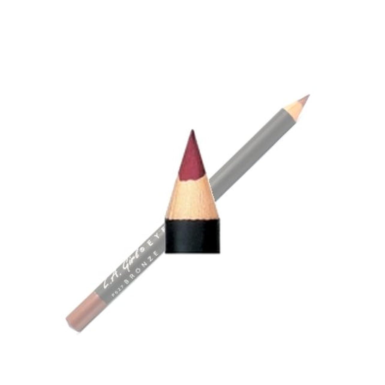 作物ラウンジシャンプー(6 Pack) LA GIRL Eyeliner Pencil - Pecan (並行輸入品)