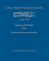 Concerto in B-flat Major, Wq 36