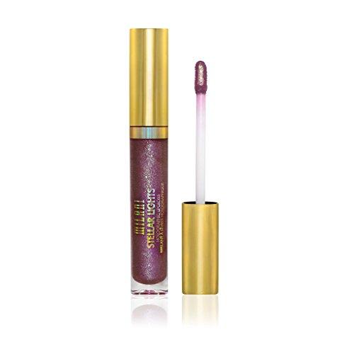 Milani Stellar Lights Holographic Lip Gloss - 06 Kaleidoscopic Purple (0.12 Fl oz   3.6 ml)