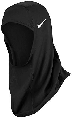 Nike PRO HIJAB 2.0 NOIR/BLANC M/L
