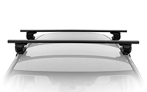 INNO Rack 2010-2015 Compatible with Toyota Prius Normal Roof Roof Rack System XS250/XB130/K865