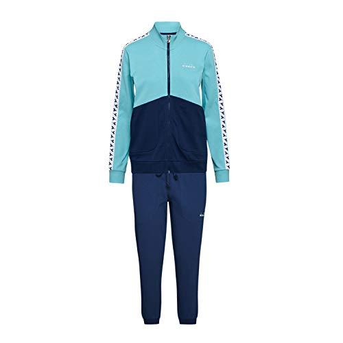 Diadora - Trainingsanzug L.FZ Suit CORE für Frau (EU S)
