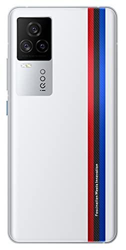 iQOO 7 Legend 5G (Legendary Track Design, 8GB RAM, 128GB Storage)  Extra INR 2000 Off on Exchange