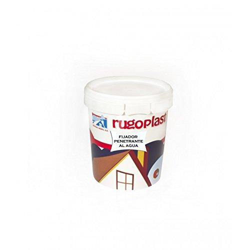 Rugoplast F8-E3KS-7WAG - Colore di fissaggio a base di resina per cartongesso, cemento, gesso e derivati, 750 ml