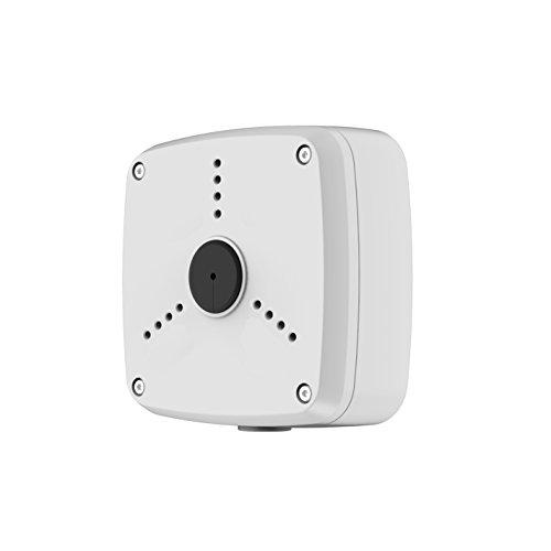 Dahua pfa122caja de conexión impermeable para cámara tipo hac-hdw1100r y hfw1100/1200/2120/2220r-vf, color blanco