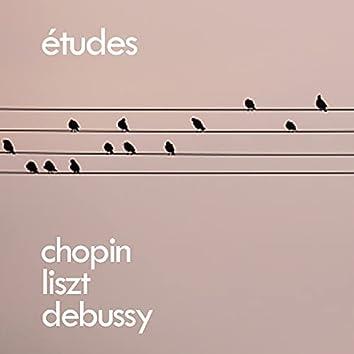 Chopin, Liszt, Debussy: Etudes