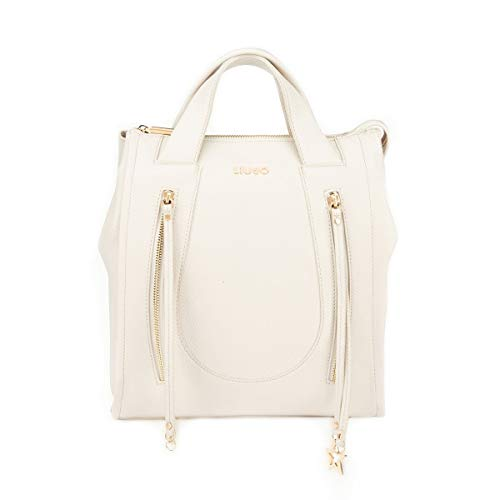 Liu Jo M Backpack Sens - Alabaster