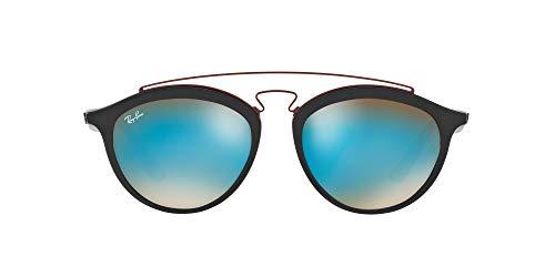 Ray-Ban Unisex-Erwachsene Gatsby II Sonnenbrille, Blau (Azul), 50