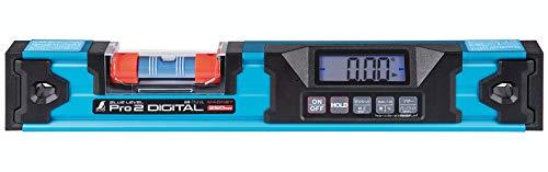 シンワ測定(Shinwa Sokutei) ブルーレベル Pro2 350mm 防塵防水のデジタル水平器 マグネット付?75316