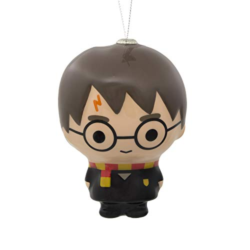 Hallmark Christmas Ornaments, Harry Potter Decoupage Ornament