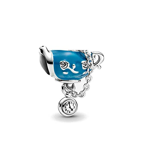 LILANG Pandora 925 Schmuck Armband Natürliche Silber Farbe Teekanne Bead Passt Europäischen Charme Frauen DIY Geschenke