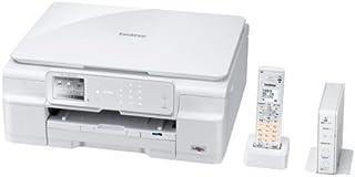 brother インクジェットプリンター複合機 PRIVIO 子機1台 MFC-J820DN FAX/子機1台付き
