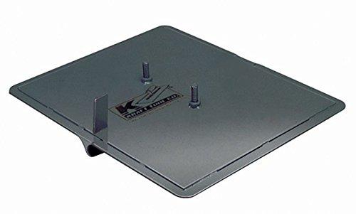 Kraft Tool CC701 12-Inch by 14-Inch All Steel Walking Grover