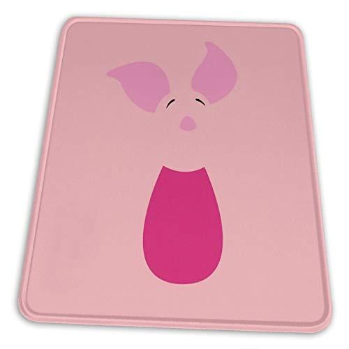 Nueey Winnie-The-Pooh - Alfombrilla de ratón vertical con soporte para muñeca, base de goma antideslizante para escritorio, ergonómica, 7.9 x 9.5 pulgadas