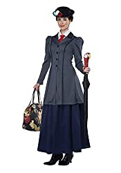 Mary Poppins Classic Costume for Women