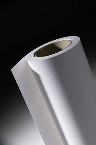 Hahnemuhle Satin Photo Rag, 100% Rag, Fine Lustre Bright White Inkjet Paper, 310 GSM, 24'x39' Roll