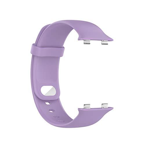 MPWPQ Silicone Silicone Sport Reloj Correa para OPPO Smart Wamkband Pulsera Colorida Pulsera de la Banda Deportiva para OPPO Watch Accesorios 41 46mm Reloj Correa