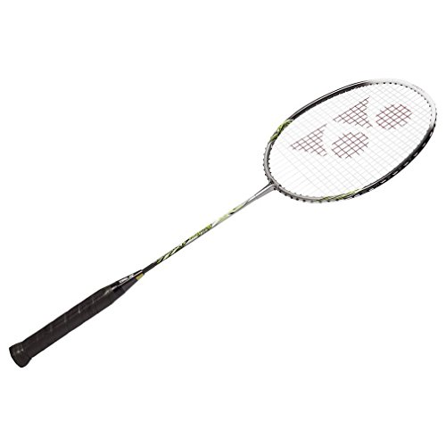 Yonex Neue Muscle 2 Jnr Schläger Sport Badminton AusrüStung Rot, Rot, 53cm