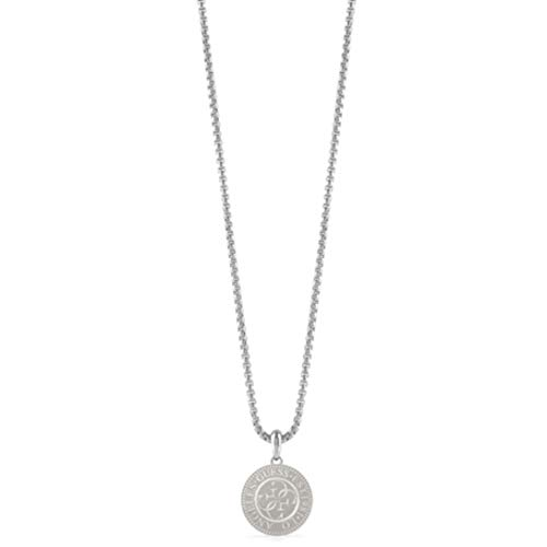 GUESS Men Stainless Steel Pendant Necklace
