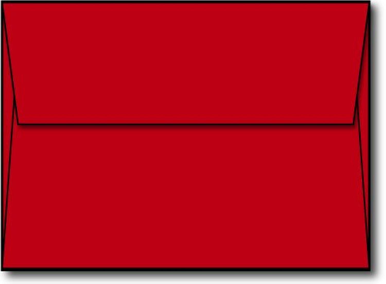 "rot A6 Envelopes, 4 3 4 x x x 6 1 2 - 100 Envelopes - Desktop Publishing Suppliesâ""¢ Brand Envelopes by  Desktop Publishing Supplies, Inc.  B004O2AVY0 | Authentisch  8197f6"