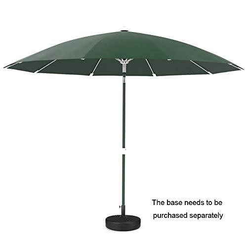 8.2 Ft / 8 Ribs Outdoor Market Umbrella Sin Base, Sombrilla De ...