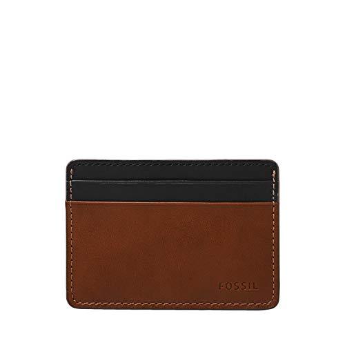 billeteras de piel fabricante Fossil