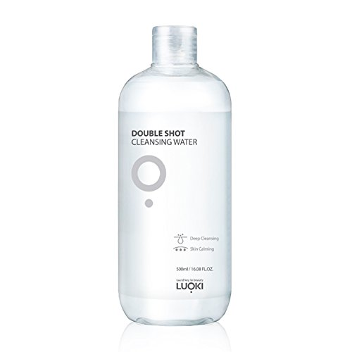 Luoki Double Shot Cleansing Water