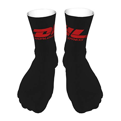 AsakawaKoutarou Dhl Restoring Ancient Moda Unisex Estampado Algodón Transpirable Deporte Casual Socks Calcetines Long Calcetines Thick Calcetines